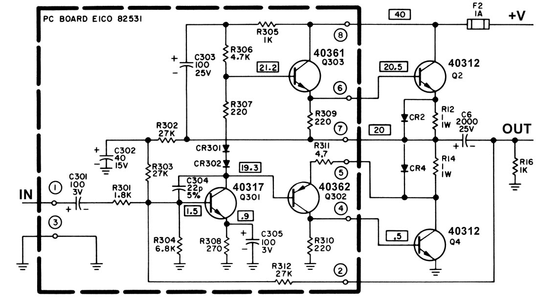 Voltage Controlled  lifier Audio Circuit Schematic further Giga Bass For Bass Boost Circuit Pcb further Miscelaneus Circuits further 846390 Can Someone Explain Fender Tone Stack Interaction Newbie additionally Subwoofer Module  lifier Using 4558. on tone audio filter circuits