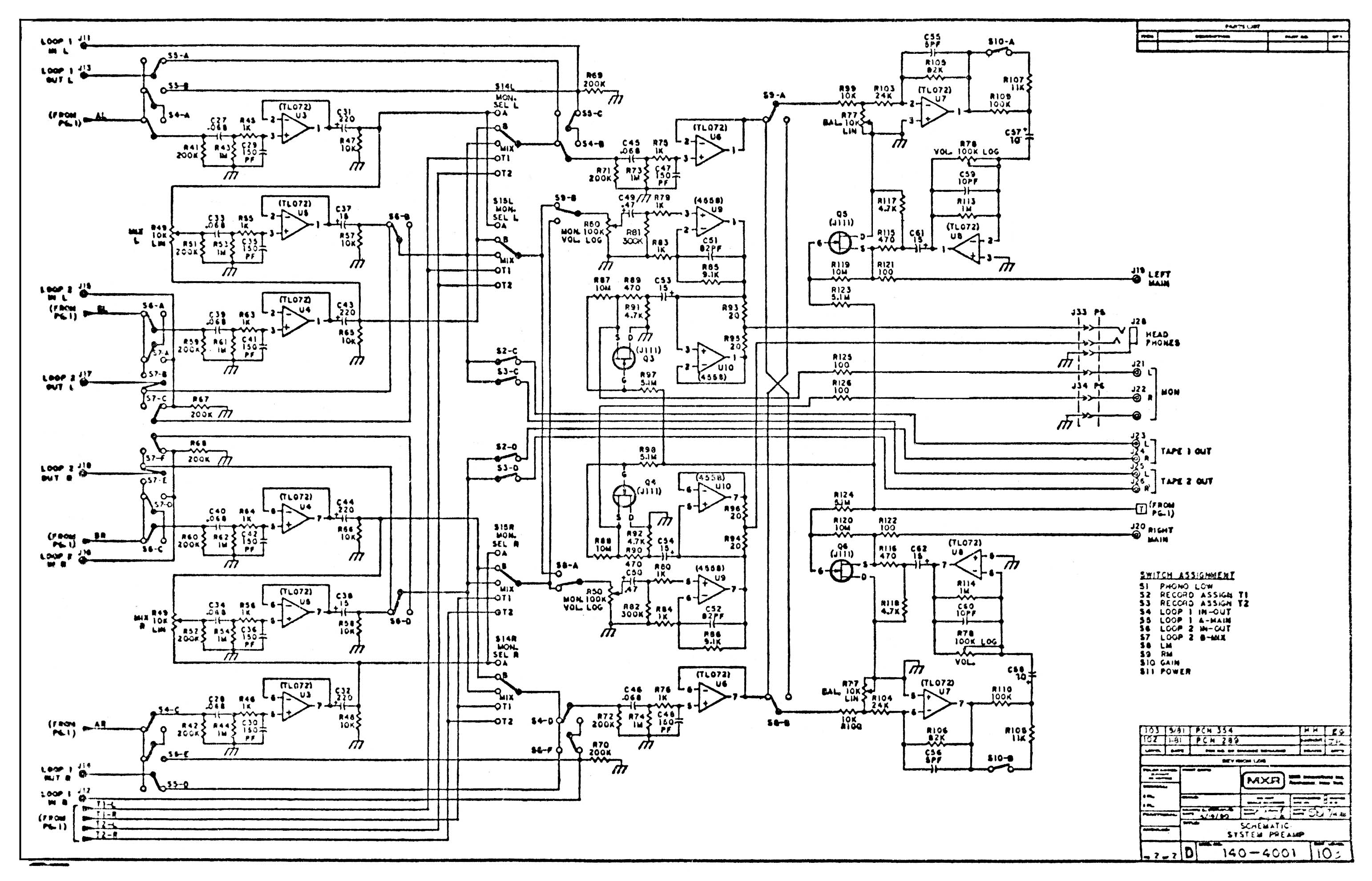 Agc Circuit Schematic