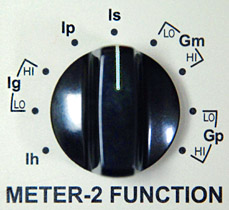 Meter2 function switch