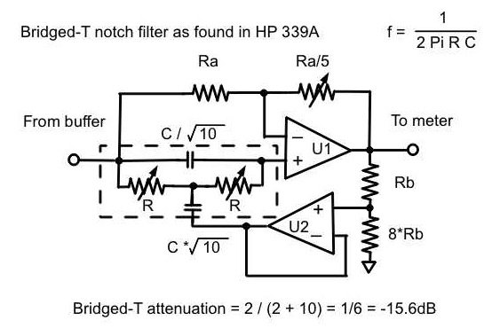 analysis designing an active notch filter Passive twin-t notch filter can you find a purely inductor capacitor design (no resistors means no losses) piece of why not google active notch filter piece of ash, mar 6, 2011 piece of ash, mar 6, 2011 #7.